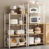 The Scandinavian Foldable Storage Rack Shelf Shelving Bomb Shelter Storeroom Racking Style Degree Sg Singapore