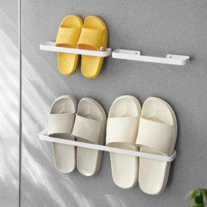 Modern Hanging Slippers Wall Holder Bathroom Living Room Home Slipper Style Degree Sg Singapore