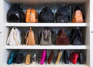 5 Ingenious Handbag Storage & Organization Ideas, How to store handbags, Bag storage ideas for small spaces, Purse storage ideas, Style Degree, Singapore, SG, StyleMag.