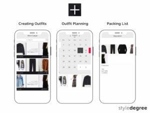 Closet+ app review, virtual closet, closet organizer app, online outfit planner, Style Degree, Singapore, SG, StyleMag.