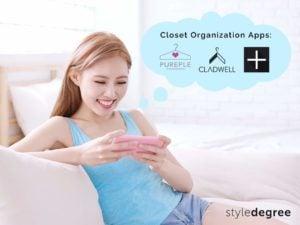 Best closet organizer app 2020, Cladwell app, Pureple app, Closet+ app, How to organize wardrobe with organization app, Virtual closet app, Online wardrobe organizer, Style Degree, Singapore, SG, StyleMag.