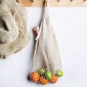 Eco Mesh Produce & Grocery Bag Supermarket Groceries Style Degree Sg Singapore