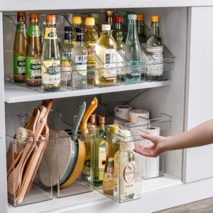 Clarity Slim Cabinet Organizer