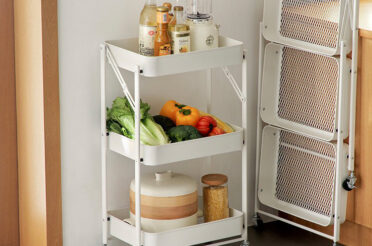 13 Creative Ways To Use A Storage Trolley Cart That You Never Thought Of