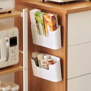 Easy Cabinet Wall Hanging Holder Kitchen Storage Holder Style Degree Sg Singapore