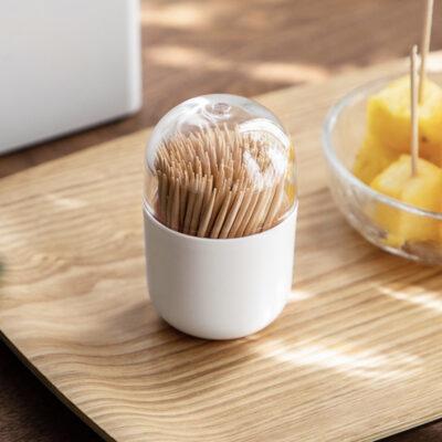 Easy Shake Toothpick Dispenser Holder