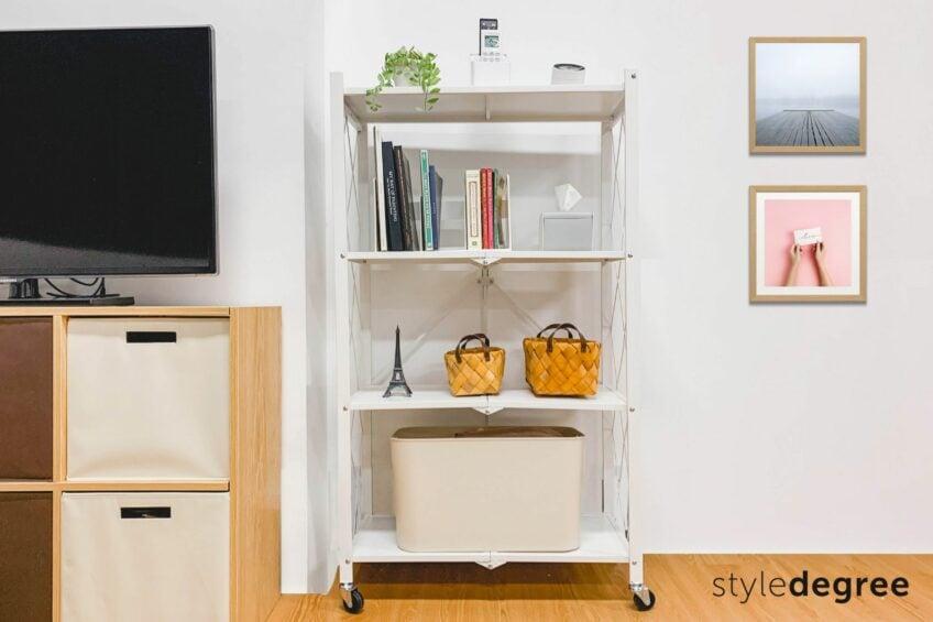 5 Easy Steps To Achieve A #Shelfie-Ready Shelf