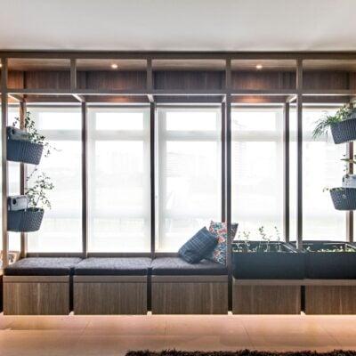 Bay window garden, Bay window plants, Bay window home garden, StyleDegree, StyleMag, Singapore, SG