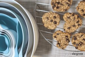 how to make oat cookies, Singapore, Style Degree, SG, StyleMag