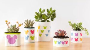 diy planters, art and craft for kids, Style Mag, SG, Singapore, Style Degree