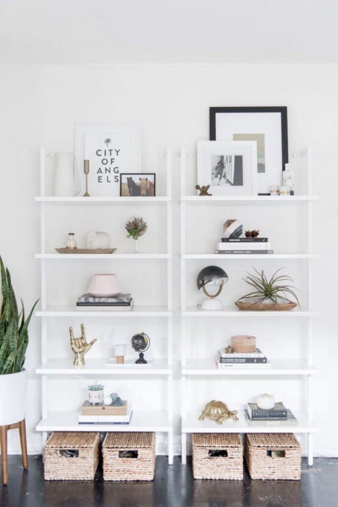 How to style a minimalist shelf, minimal shelf decor, Style Mag, SG, Singapore, Style Degree