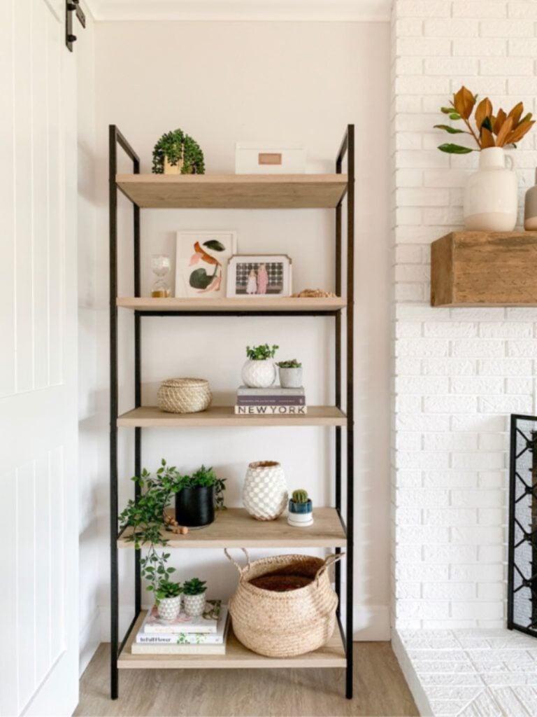 Cosy decor, Scandinavian shelf, Scandinavian style shelf, Style Mag, SG, Singapore, Style Degree