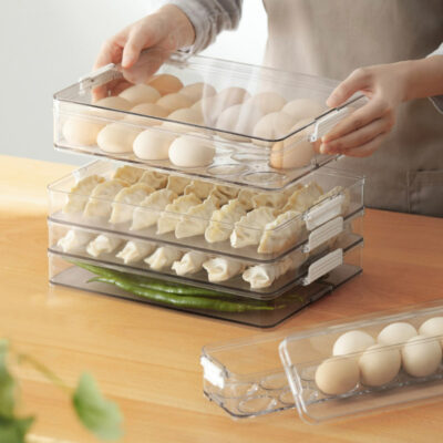 Klear Multi-Layer Fridge Food Container