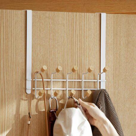 Scandinavian Rear Door Hanger Clothes Hanging Holder Rack Bedroom Style Degree Sg Singapore