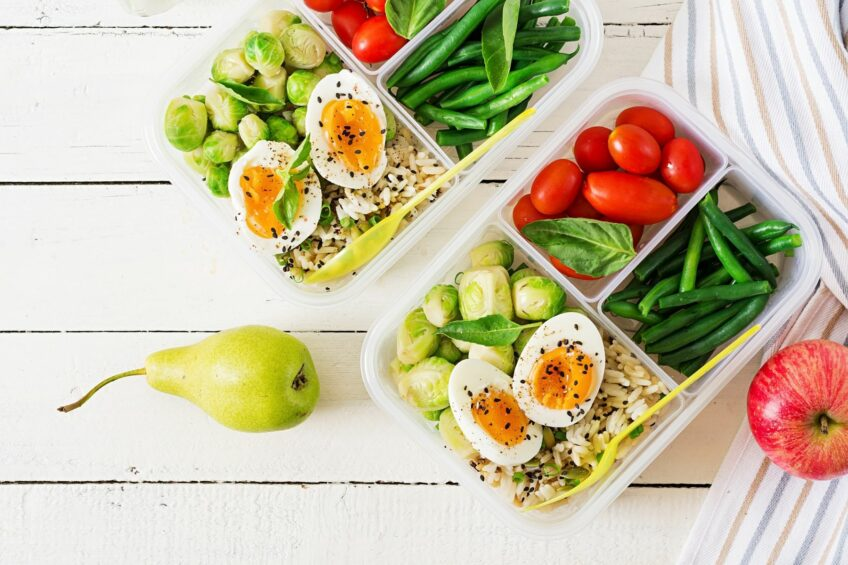 Your Guide To Meal Prep: What To Note & Recipe Ideas