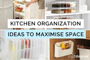 Kitchen organization ideas Singapore home, Kitchen Organizing Tips, How to maximise space in a kitchen, How to organize a cabinet, StyleDegree, StyleMag, SG, Singapore