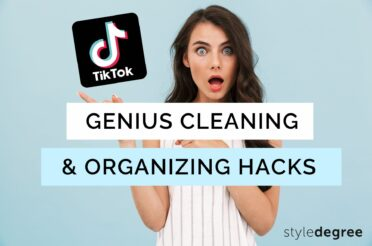 20 Genius Cleaning & Organizing Hacks To Steal From TikTok