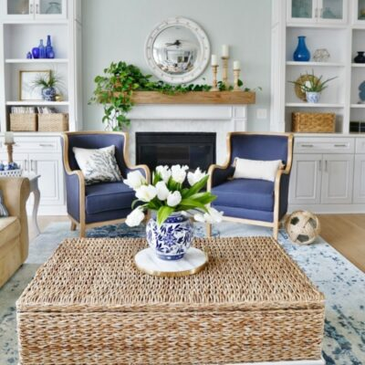 How to style a centrepiece, Vase in living room, StyleDegree, StyleMag, Singapore, SG