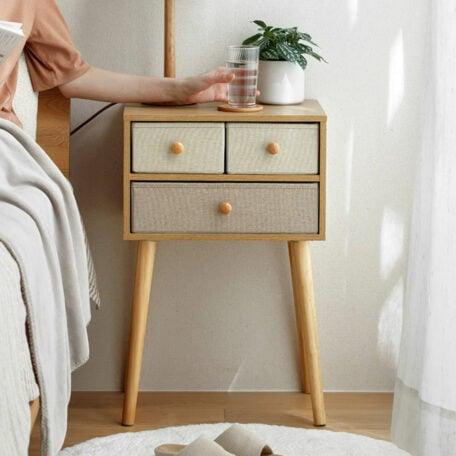 The Scandinavian Bedside & Sofa Table