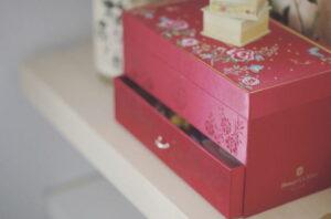 Repurpose mooncake box storage, tips to recycle mooncake box, Mid-Autumn Festival, Style Degree, Singapore, SG, StyleMag