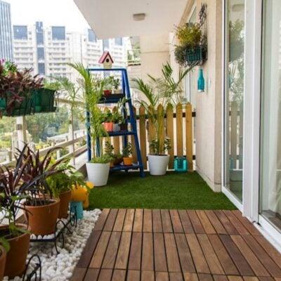 Balcony Garden ideas, Balcony HDB ideas, Balcony condo ideas, Balcony Maisonette ideas, Balcony plant ideas, Style Degree, Singapore, SG, StyleMag.