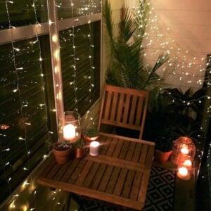 Balcony lights, Balcony lighting ideas, Balcony deco ideas, Style Degree, Singapore, SG, StyleMag.