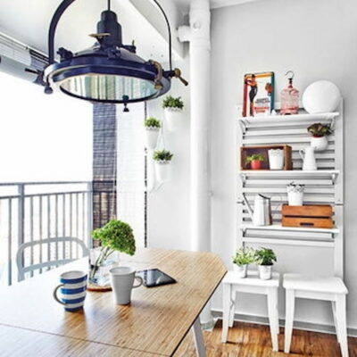 Balcony minimalist table, balcony minimalist table ideas, Style Degree, Singapore, SG, StyleMag.