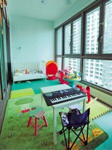 Balcony Play Area, Balcony Play Area ideas, Style Degree, Singapore, SG, StyleMag.