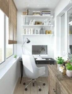 Balcony Study Room, Balcony Study Room ideas, Balcony deco ideas, Style Degree, Singapore, SG, StyleMag.