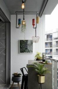 Balcony Bar, Balcony Bar ideas, Balcony Bar decor ideas, Style Degree, Singapore, SG, StyleMag.