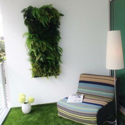 Balcony living wall, Balcony living wall ideas, Balcony plant ideas, Style Degree, Singapore, SG, StyleMag.