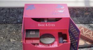 Store makeup essentials in box, Makeup storage box DIY ideas, Repurpose mooncake box, Mooncake box storage, Mid-Autumn Festival, Style Degree, Singapore, SG, StyleMag