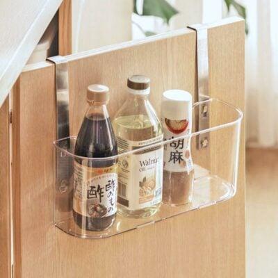 Clarity Cabinet Door Hanging Storage, Over the door storage hanigng organizer, Singapore, SG, Style Degree