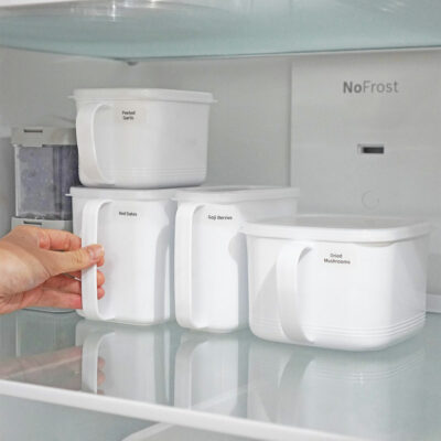 Kyoto Stackable Fridge Food Containers