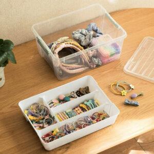 Kids 2-Tier Storage Box Baby Mum Organization Toys Container Style Degree Sg Singapore