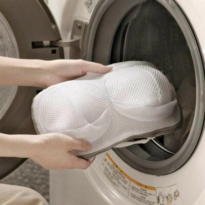 Bra & Lingerie Washing Mesh Bag Washing Machine Laundry Bras Sun Dry Protective Style Degree Sg Singapore