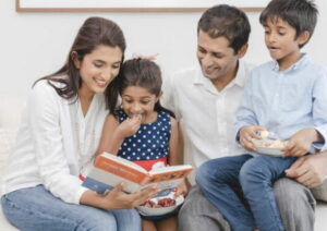 Montessori family, Dr. Aparna with family, Style Degree, Singapore, SG, StyleMag.