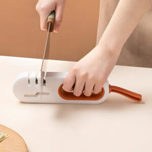 Magic Kitchen Knife & Scissors Sharpener Chef Cooking Tools Accessories Style Degree Sg Singapore
